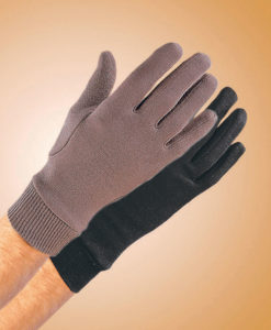 Guantes Doble Calor Thermolactyl - Negro