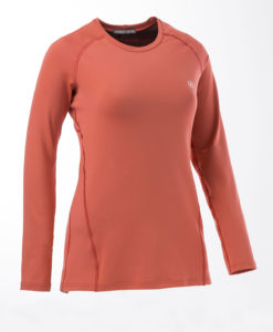 Camiseta Easy Body 3 mujer - Coral